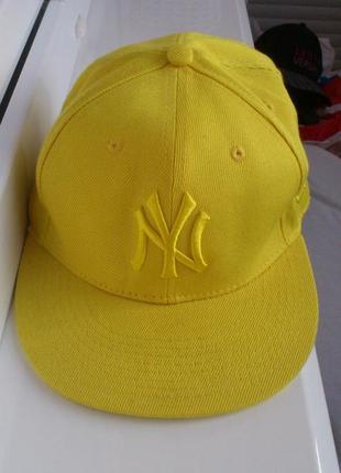 Снепбек кепка бейсболка snapback new york yankees 59fifty base...