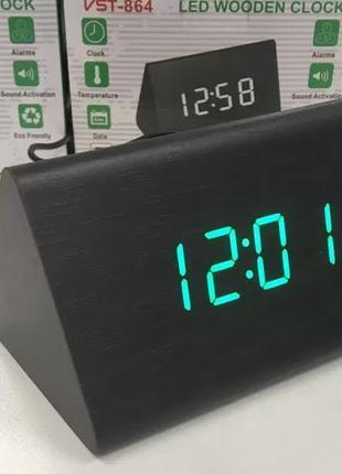 Настольные электронные часы VST-864