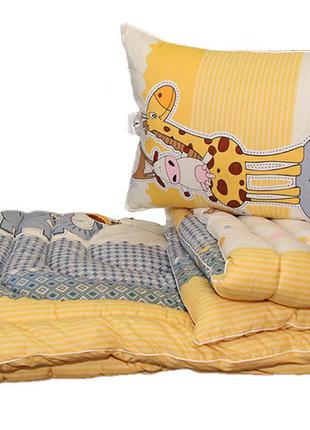 Комплект одеяла и подушка