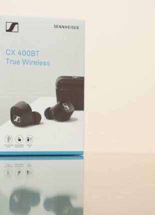 Новые,TWS наушники Sennheiser CX 400BT True Wireless Black