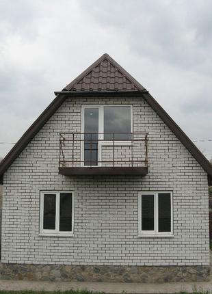 Дом новый под ключ