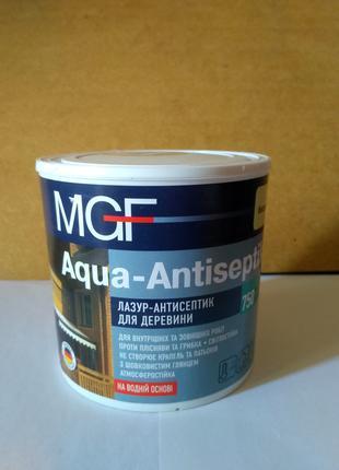 MGГ Agua-Antiseptik Лазурь-Антисептик для дерева.