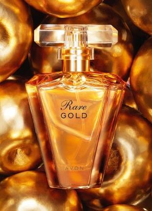Духи avon rare gold