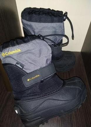 Сапоги снегоходы гумаки чоботи columbia