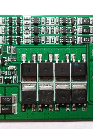 BMS Контроллер 3S Li-Ion 18650 12.6V 25A с балансировкой