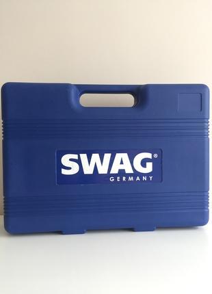 Набор инструмента профессиональный SWAG, 108 предметов набір ключ