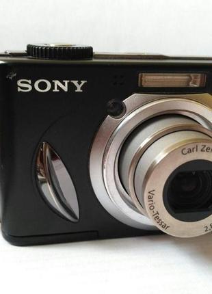 Фотоаппарат Sony CyberShot DSC-W15