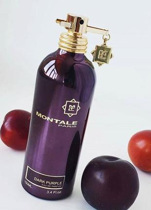 Montale - Dark Purple Только 💯% оригинальная парфюмерия! Распив