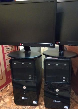Компьютеры ECS H61H2-M6, LGA1155  Intel Core i3/ i5/ i7/Celeron/