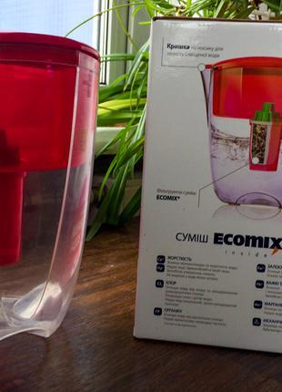 Фильтр для очистки воды + картридж в ПОДАРОК