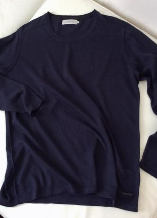 Calvin klein jeans кофта лонгслив мягкий хлопок