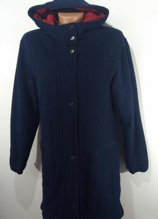 Пальто кашемировое размер 36