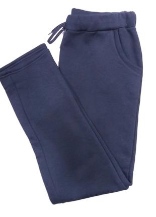 Спортивные штаны на флисе батальные
