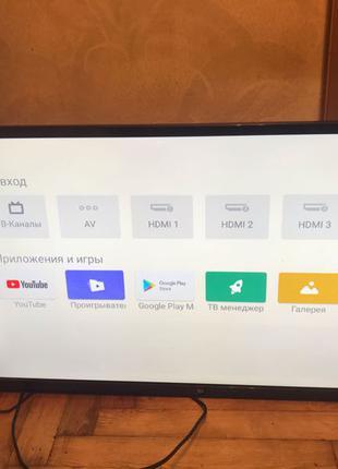 Телевизор Xiaomi Mi диагональ 32 дюйма
