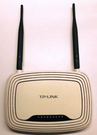 Wi-fi роутер TP-LINK TL-WR841N (маршрутизатор)