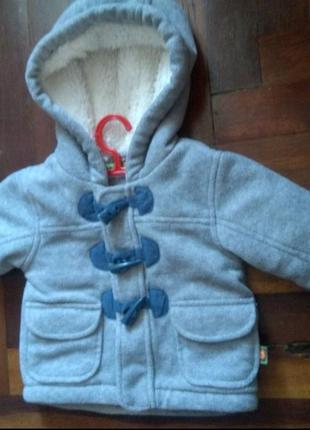 Стильная мягкая плюшевая флисовая куртка 🧥на меху
