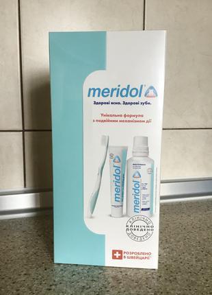 Набор для ухода за ротовой полостью Meridol