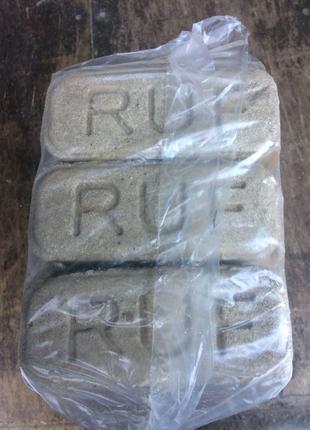 Продам брикет РУФ (RUF), Піні&Кей(євродрова), торфотрикет.