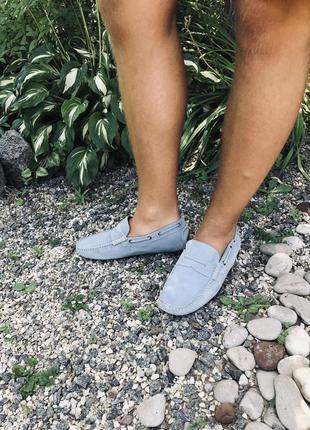 Мужские мокасины пенни лоферы топсайдеры туфли jasper conran