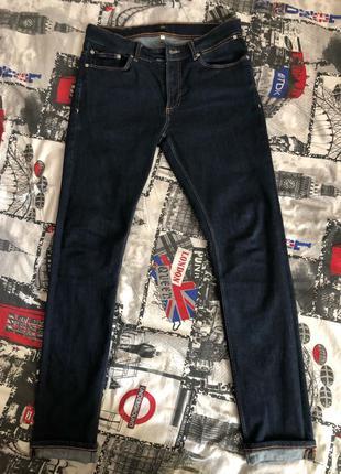 Мужские джинсы зауженные River Island