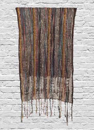 Осенний шарф