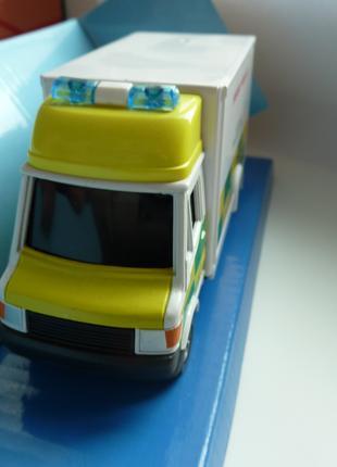 Mersedes Emergency Ambulance Cararama Масштаб 1:43