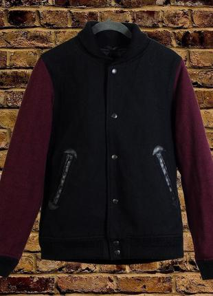 Мужской бомбер, демисезонная курточка мужская