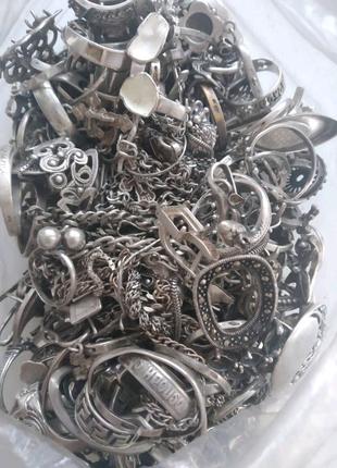Продам лом серебра 925