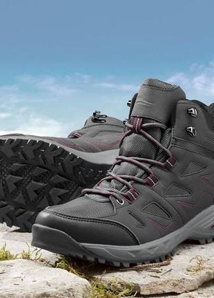 Трекинговые термо ботинки