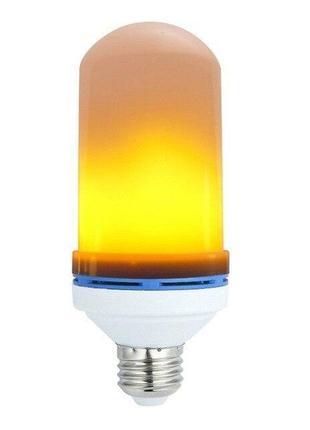 Лампа светодиодная Fire Light светильник