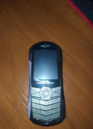 Телефон Bugatti Кнопочний