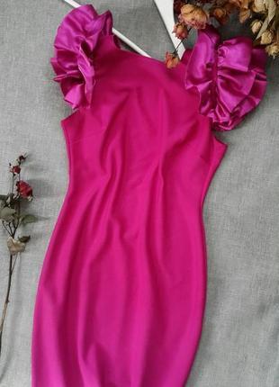 Платье с открытой спиной goddiva