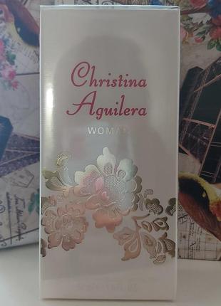 Оригинал! парфюмированная вода christina aguilera woman 50 мл