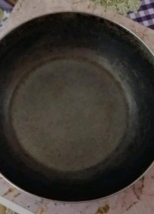 Казан-сковорода