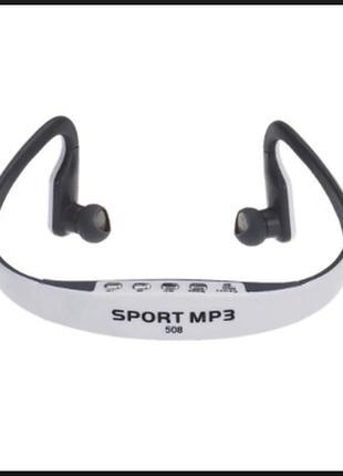 Спортивные Беспроводные наушники MP3 плеер TF FM-радио 1DEC3
