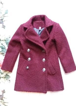 Пальто детское, демисезоное