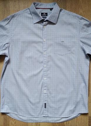 Мужская рубашка U.S. Polo, размер XXL