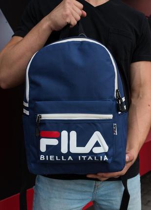 Рюкзак fila blue