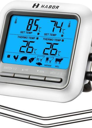 РК-цифровий кухонний термометр з підсвічуванням