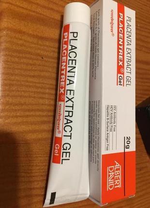 Гель с экстрактом плаценты плацентрекс, albert david placenta...