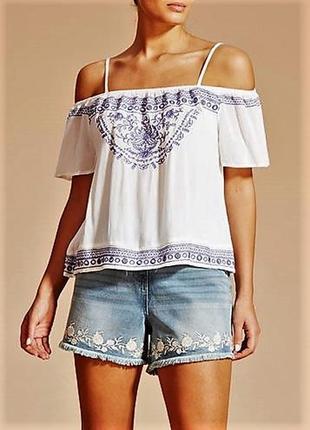 Красивая блуза вышиванка falmer heritage
