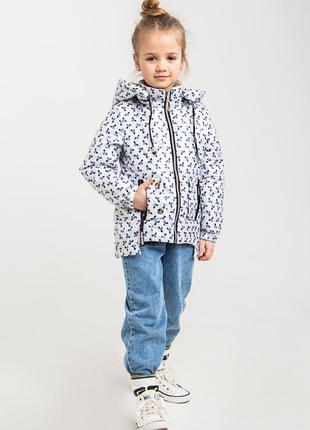 Качественные куртки детские демисезонные для девочки