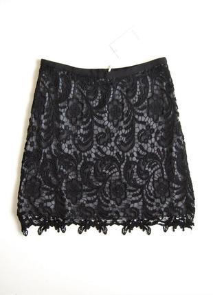Кружевная юбка monsoon.