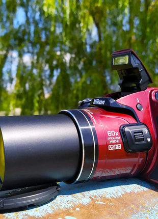 Nikon B700 4K Видео Пишет,Как Новый,WiFi,60-Зум