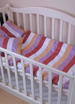 Детское одеяло - конверт в наборе с подушками