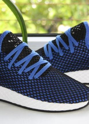 Кроссовки adidas deerupt runner ultra boost eqt support adv jo...