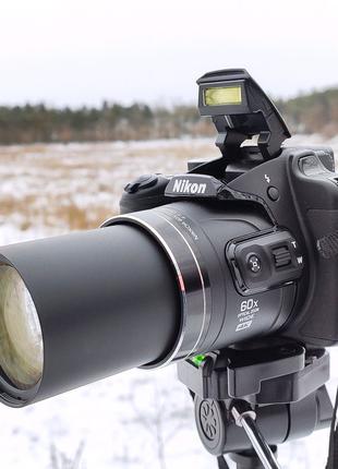 Nikon B700 Как Новый,4K Фотоппарат+WiFi,Зум 60Крат