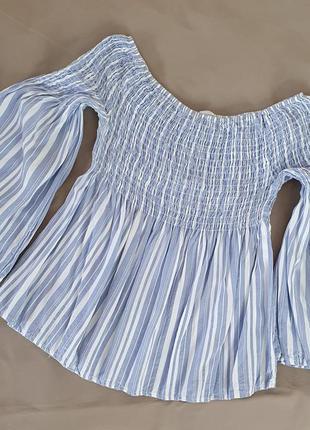 Стильная кофта блузка