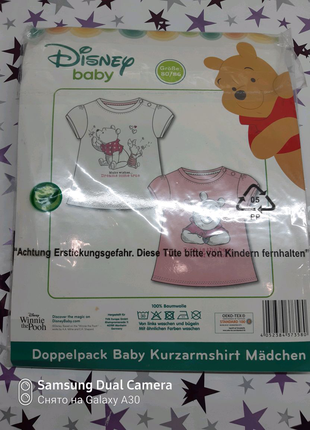 Disney футболки набор
