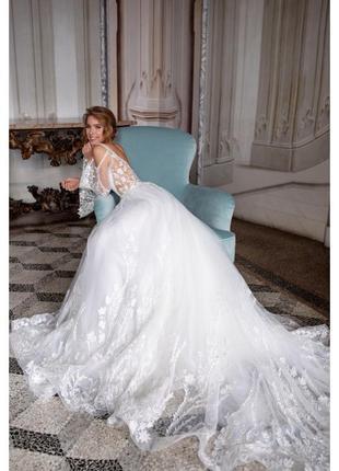 Весільна сукня daria karlozi, pollardi